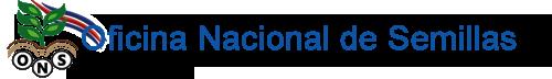 Logo Oficina Nacional de Semillas