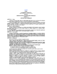 Ley Obtenciones Vegetales No.8631