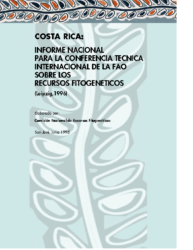 Primer Informe sobre RFAA, Año 1996