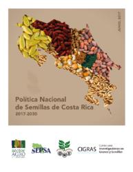 Política Nacional de Semillas 2017-2030