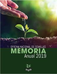 Memoria Institucional – Año 2019
