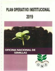 Plan Anual Operativo – Año 2019