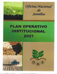 Plan Anual Operativo – Año 2021