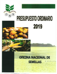 Presupuesto Ordinario 2019